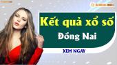 XSDN 3/4 - SXDN 3/4 - Xổ số Đồng Nai ngày 3 tháng 4 năm 2019 thứ 4