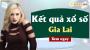 XSGL 12/4 - SXGL 12/4 - Xổ số Gia Lai hôm nay ngày 12 tháng 4 năm 2019 Thứ Sáu