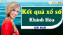 XSKH 3/4 - SXKH 3/4 - Xổ số Khánh Hòa hôm nay ngày 3 tháng 4 năm 2019 Thứ Tư