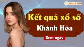 XSKH 7/4 - SXKH 7/4 - Xổ số Khánh Hòa hôm nay ngày 7 tháng 4 năm 2019 Chủ Nhật