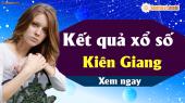 XSKG 21/4 - SXKG 21/4 - Xổ số Kiên Giang ngày 21 tháng 4 năm 2019 chủ nhật