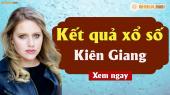XSKG 7/4 - SXKG 7/4 - Xổ số Kiên Giang ngày 7 tháng 4 năm 2019 chủ nhật