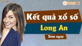 XSLA 6/4 - SXLA 6/4 - Xổ số Long An ngày 6 tháng 4 năm 2019 thứ 7