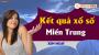 XSMT 1/5 – SXMT 1/5 – Xổ số miền Trung hôm nay ngày 1 tháng 5 năm 2019 Thứ Tư