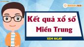 XSMT 2/5 – SXMT 2/5 – Xổ số miền Trung hôm nay ngày 2 tháng 5 năm 2019  Thứ Năm