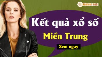 XSMT 22/4 – SXMT 22/4 – Xổ số miền Trung hôm nay ngày 22 tháng 4 năm 2019  Thứ Hai