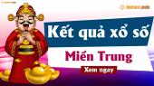 XSMT 8/4 – SXMT 8/4 – Xổ số miền Trung hôm nay ngày 8 tháng 4 năm 2019  Thứ Hai