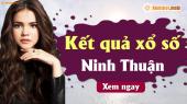 XSNT 19/4 - SXNT 19/4 - Xổ số Ninh Thuận hôm nay ngày 19 tháng 4 năm 2019 Thứ Sáu