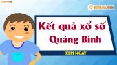 XSQB 2/5 - SXQB 2/5 - Xổ số Quảng Bình hôm nay ngày 2 tháng 5 năm 2019 Thứ Năm