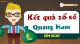 XSQNM 30/4 - SXQNM 30/4 - Xổ số Quảng Nam hôm nay ngày 30 tháng 4 năm 2019 Thứ Ba
