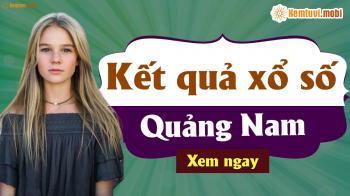 XSQNM 9/4 - SXQNM 9/4 - Xổ số Quảng Nam hôm nay ngày 9 tháng 4 năm 2019 Thứ Ba