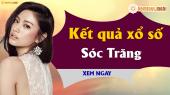 XSST 1/5 - SXST 1/5 - Xổ số Sóc Trăng ngày 1 tháng 5 năm 2019 thứ 4
