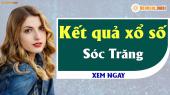 XSST 3/4 - SXST 3/4 - Xổ số Sóc Trăng ngày 3 tháng 4 năm 2019 thứ 4
