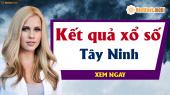 XSTN 4/4 - SXTN 4/4 - Xổ số Tây Ninh ngày 4 tháng 4 năm 2019 thứ 5
