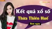 XSTTH 22/4 - SXTTH 22/4 - Xổ số Thừa Thiên Huế hôm nay ngày 22 tháng 4 năm 2019 Thứ Hai