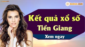 XSTG 21/4 - SXTG 21/4 - Xổ số Tiền Giang ngày 21 tháng 4 năm 2019 chủ nhật