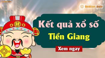 XSTG 5/5 - SXTG 5/5 - Xổ số Tiền Giang ngày 5 tháng 5 năm 2019 chủ nhật