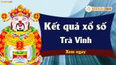 XSTV 3/5 - SXTV 3/5 - Xổ số Trà Vinh ngày 3 tháng 5 năm 2019 thứ 6