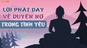Lời Phật dạy về duyên nợ trong tình yêu đáng suy ngẫm