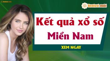 XSMN 18/7 - SXMN 18/7 - Kết quả xổ số miền Nam hôm nay thứ 5 18/7/2019