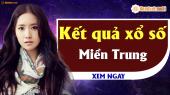 XSMT 17/7 – KQXSMT 17/7 - Kết quả xổ số miền Trung hôm nay thứ 4 17/7/2019