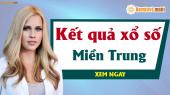XSMT 18/7 – KQXSMT 18/7 - Kết quả xổ số miền Trung hôm nay thứ 5 18/7/2019