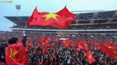 Phong thủy sân Mỹ Đình và những câu chuyện bóng đá Việt Nam làm nên lịch sử