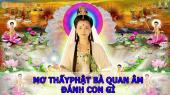 Mơ thấy Phật Bà Quan Âm đánh con gì? Điềm báo giấc mơ