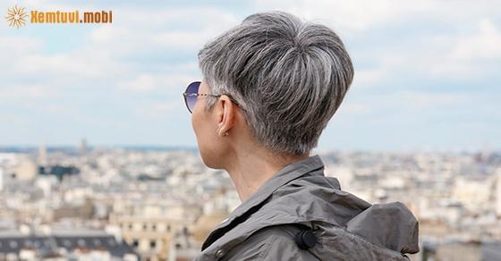 Chiêm bao thấy tóc bạc là điềm lành hay dữ?