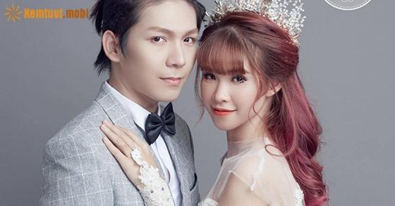 Vợ chồng Khởi My và Kelvin Khánh tướng phu thê