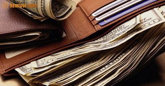 Cách thu hút tài lộc vào ví
