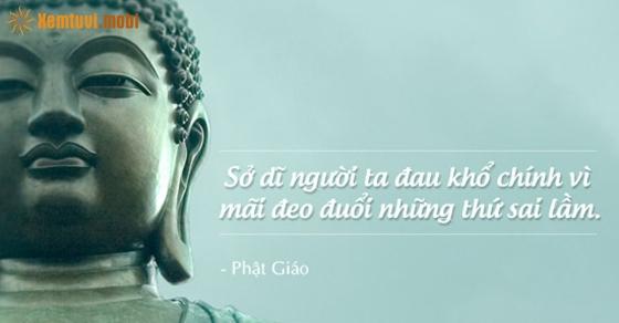 Lời Phật dạy về buông bỏ trong tình yêu
