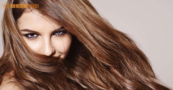 Xem tướng phụ nữ qua mái tóc dày