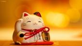 Mèo Thần Tài Nhật Bản phong thủy giúp cả năm may mắn