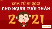Xem bói tử vi tuổi Thân năm 2021 chi tiết nam mạng và nữ mạng