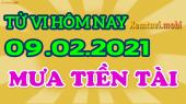 Tử vi ngày 9/2/2021 của 12 con giáp thứ 3