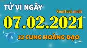 Tử vi ngày 7/2/2021 của 12 cung hoàng đạo chủ nhật