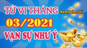 Tử vi tháng 3/2021 Đông phương của 12 con giáp