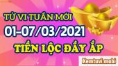 Tử vi tuần mới của 12 con giáp từ ngày 1/3 đến 7/3/2021