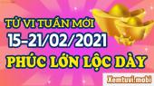 Tử vi tuần mới của 12 con giáp từ ngày 15/2 đến 21/2/2021