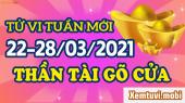 Tử vi tuần mới của 12 con giáp từ ngày 22/3 đến 28/3/2021