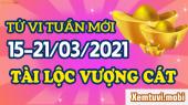 Tử vi tuần mới của 12 con giáp từ ngày 15/3 đến 21/3/2021