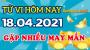 Tử vi ngày 18/4/2021 của 12 con giáp chủ nhật