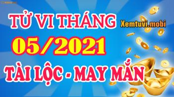 Tử vi tháng 5/2021 Đông phương của 12 con giáp
