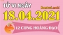 Tử vi ngày 18/4/2021 của 12 cung hoàng đạo chủ nhật