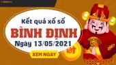 XSBDI 13/5 - Xổ số Bình Định ngày 13 tháng 5 năm 2021 - SXBDI 13/5