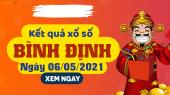 XSBDI 6/5 - Xổ số Bình Định ngày 6 tháng 5 năm 2021 - SXBDI 6/5