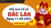 XSDLK 11/5 - Xổ số Đắc Lắc ngày 11 tháng 5 năm 2021 - SXDLK 11/5
