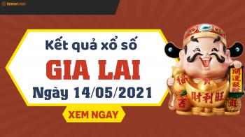 XSGL 14/5 - Xổ số Gia Lai ngày 14 tháng 5 năm 2021 - SXGL 14/5
