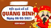 XSQB 6/5 - Xổ số Quảng Bình ngày 6 tháng 5 năm 2021 - SXQB 6/5